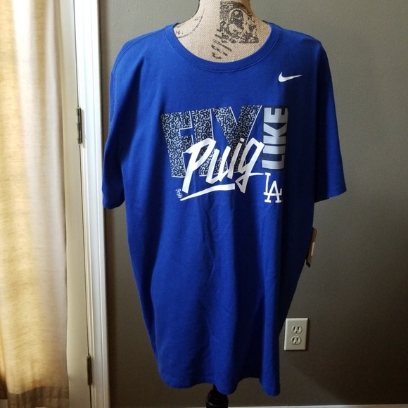 CLEARANCE DODGER'S Team Player shirt NWT
